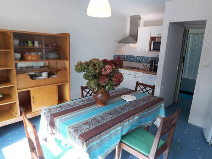 Appartement T2 3 - Séjour cuisine